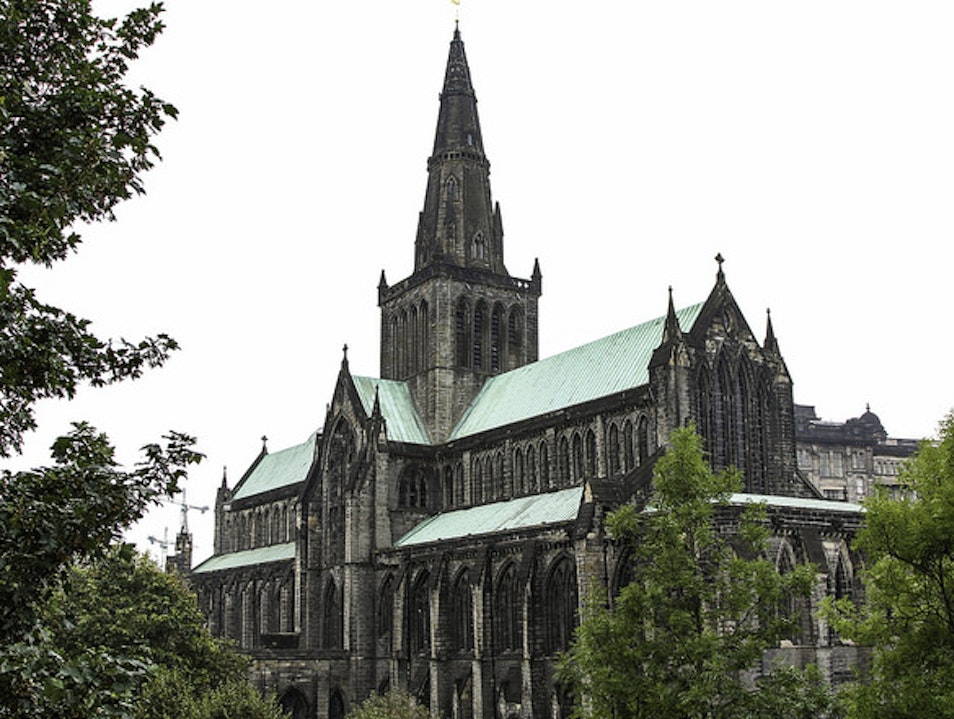 Cathedral of the Imagination Glasgow  United Kingdom