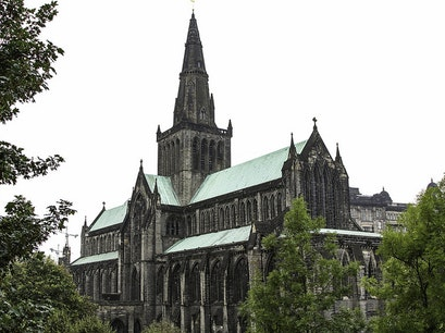 Glasgow Cathedral Glasgow  United Kingdom