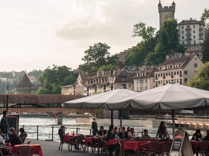 Restaurant Nix`s in der Laterne Lucerne  Switzerland