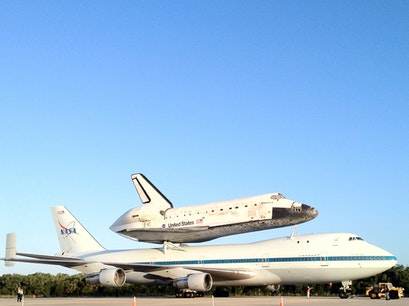 NASA Shuttle Landing Facility Orlando Florida United States