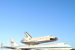 NASA Shuttle Landing Facility
