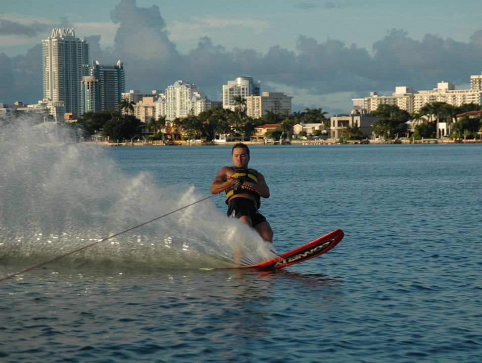 Cross a South Florida Water Sport off Your Bucket List