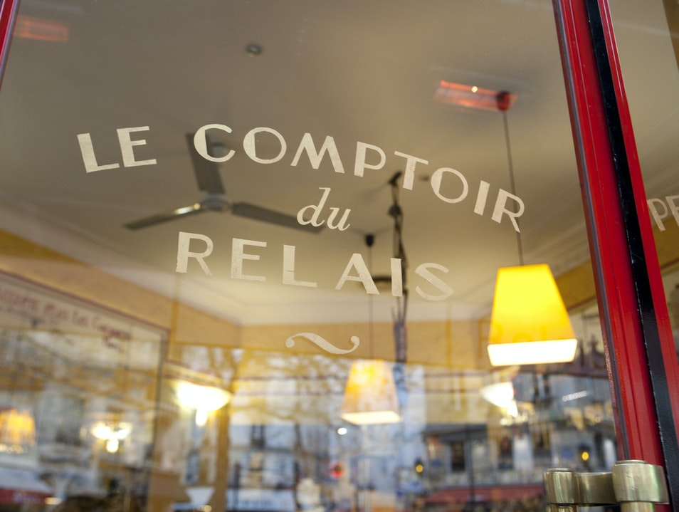 Le Relais Saint-Germain  Paris  France