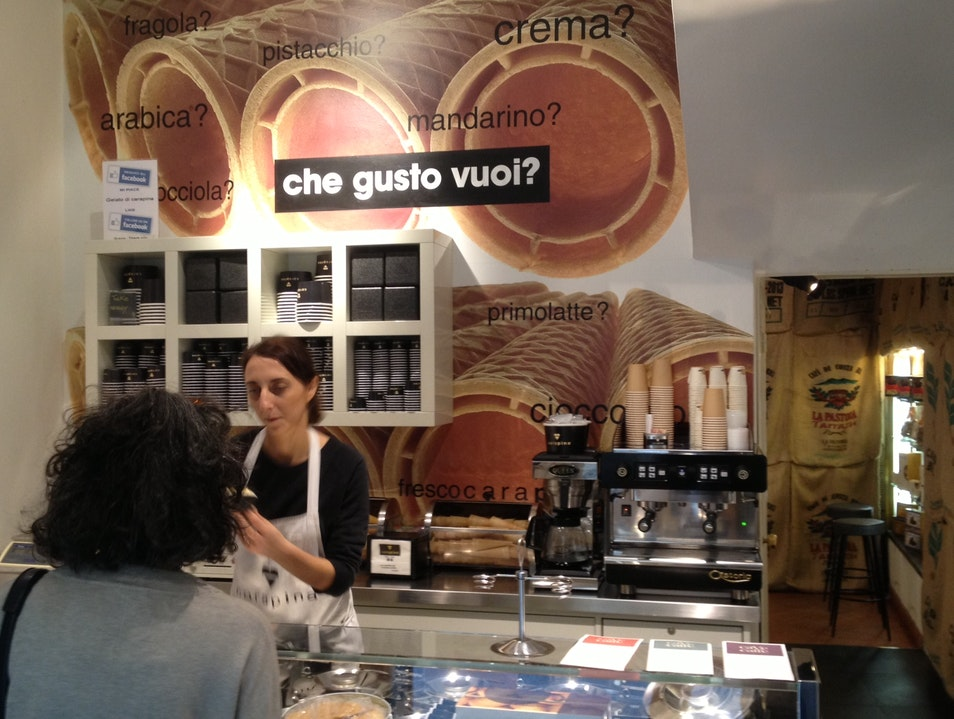 The best gelato in Florence. Period.