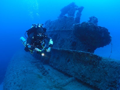 HMS Stubborn - Dive Site - Qawra Point St Paul's Bay  Malta