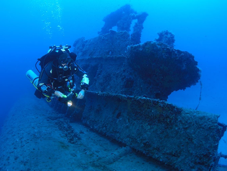 Scuba Diving Site: HMS Stubborn