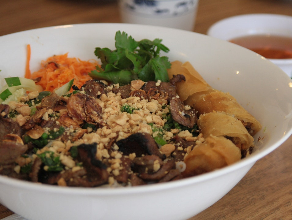 Light and Delicious Bun Thit Nuong