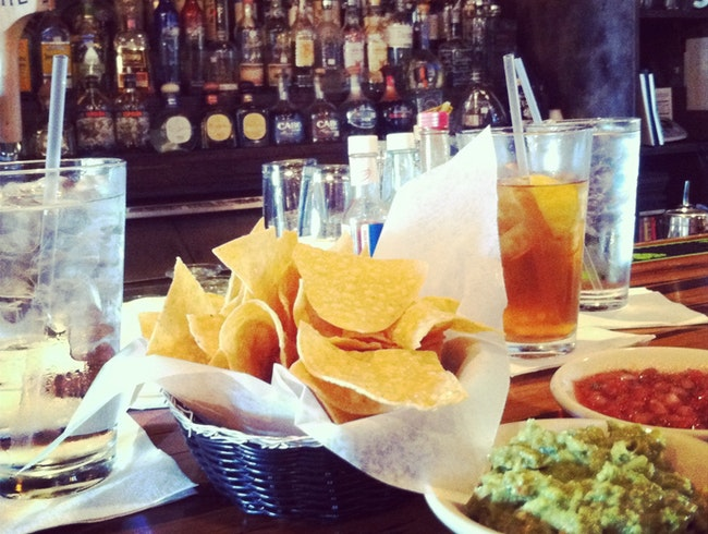 Have a Happy Hour with Tacos