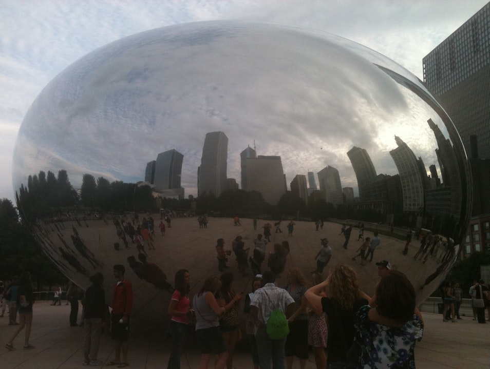 Who would've thought a bean... Chicago Illinois United States