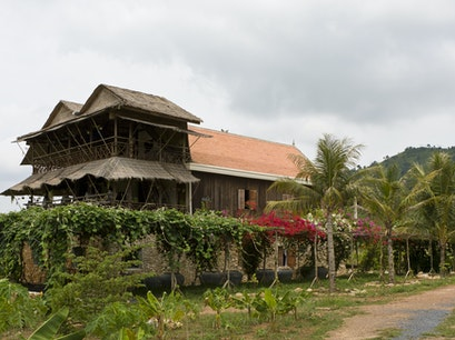 The Vine Retreat Phnom Vor  Cambodia