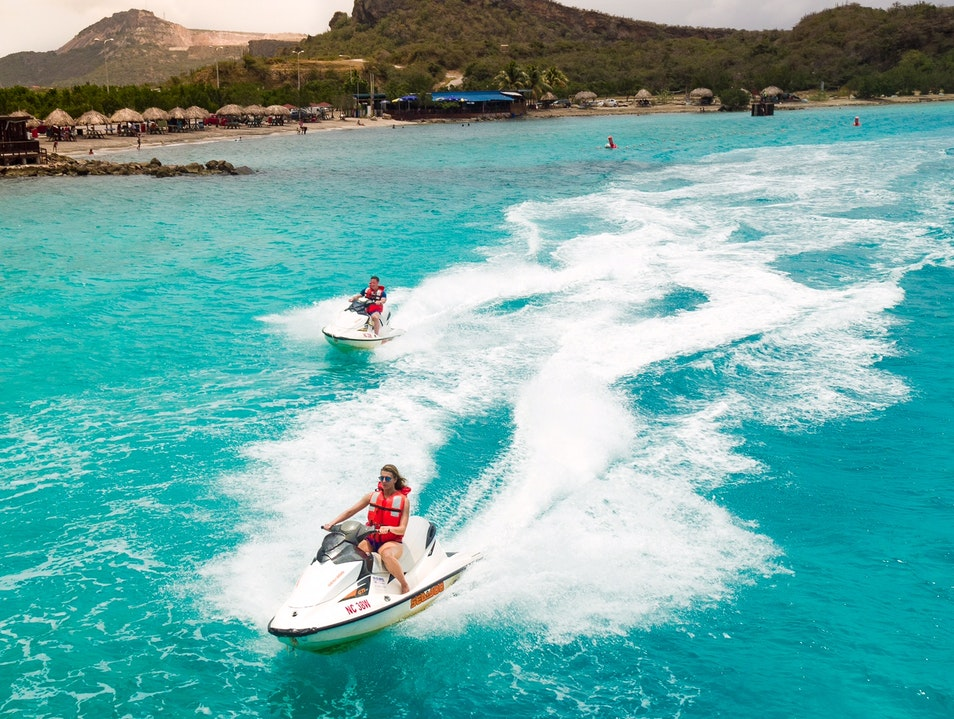 Ply the Waves of the Caribbean Sea by Jet Ski