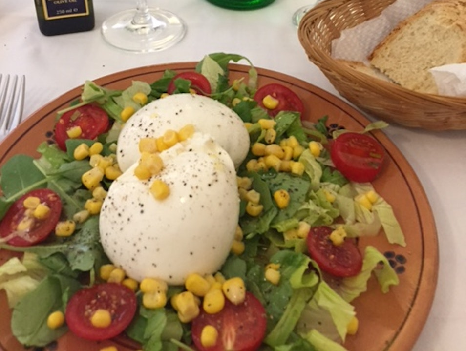 An Amazing First Meal in Lecce Lecce  Italy