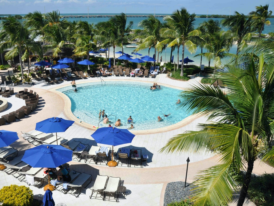 An Oasis in the Middle Florida Keys: Hawk's Cay Resort