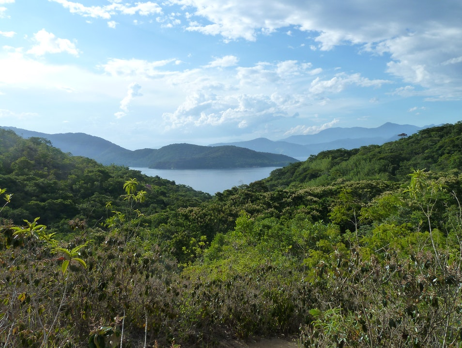 The world is a beautiful place Angra dos Reis  Brazil