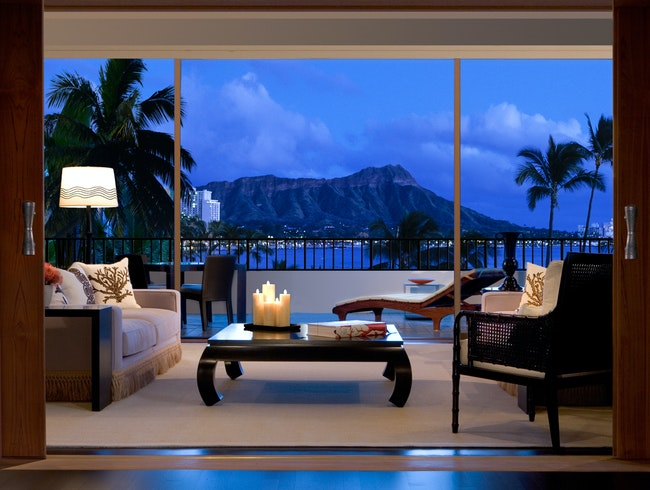 A View of Aloha from Your Room
