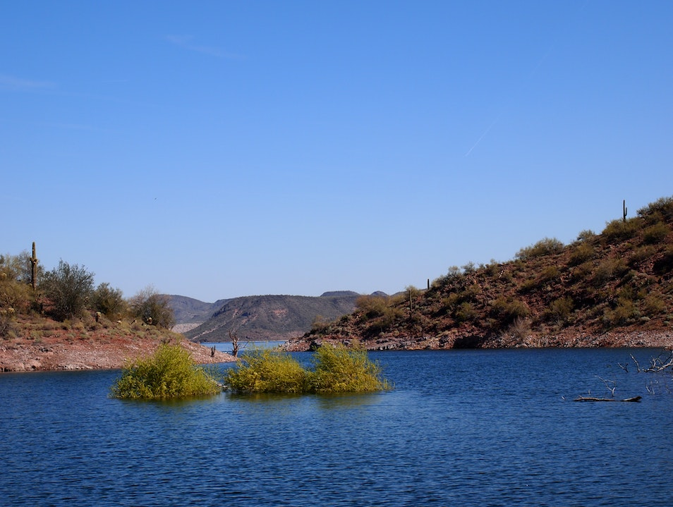 An Oasis at the Oasis Morristown Arizona United States