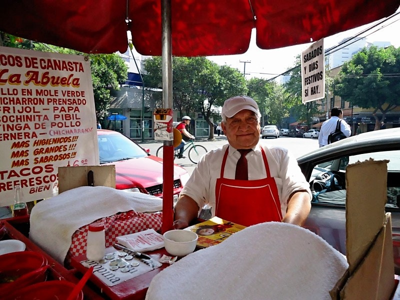 Food Tour Mexico City