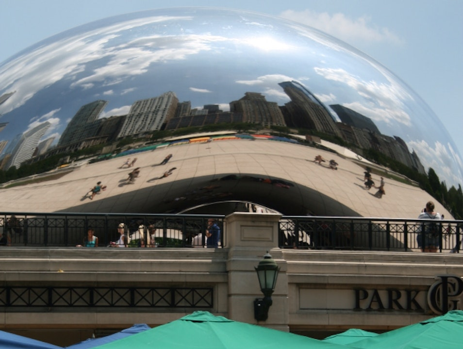 The Bean Chicago Illinois United States