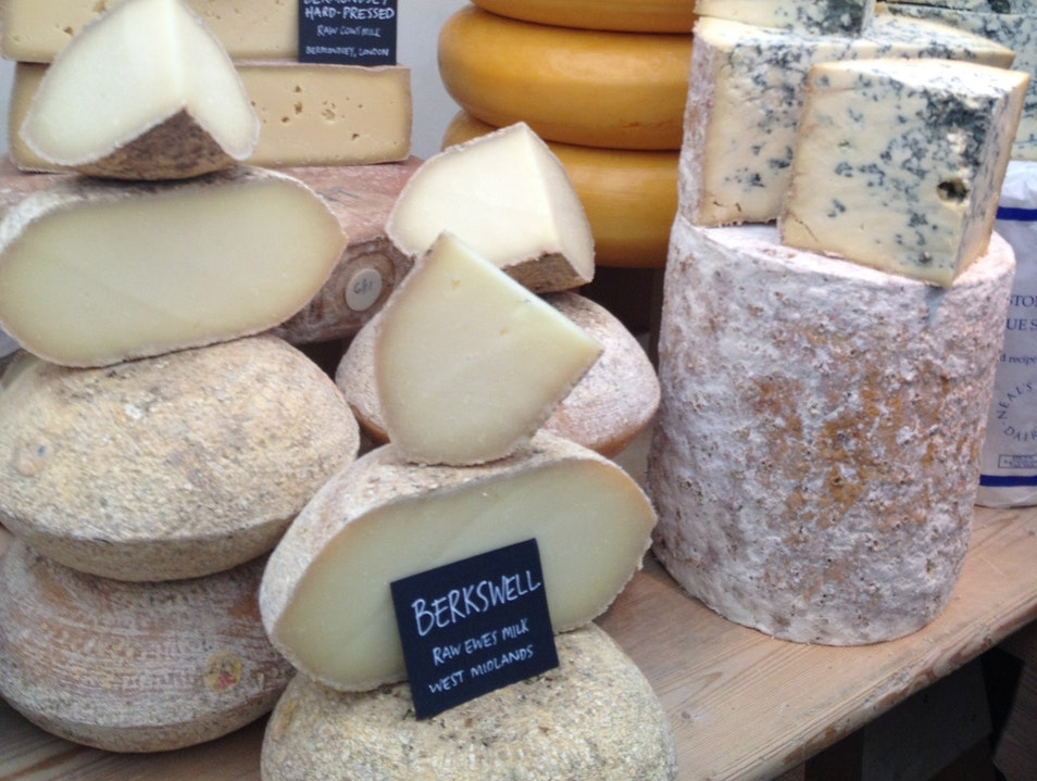 London's Best Cheese Purveyor London  United Kingdom