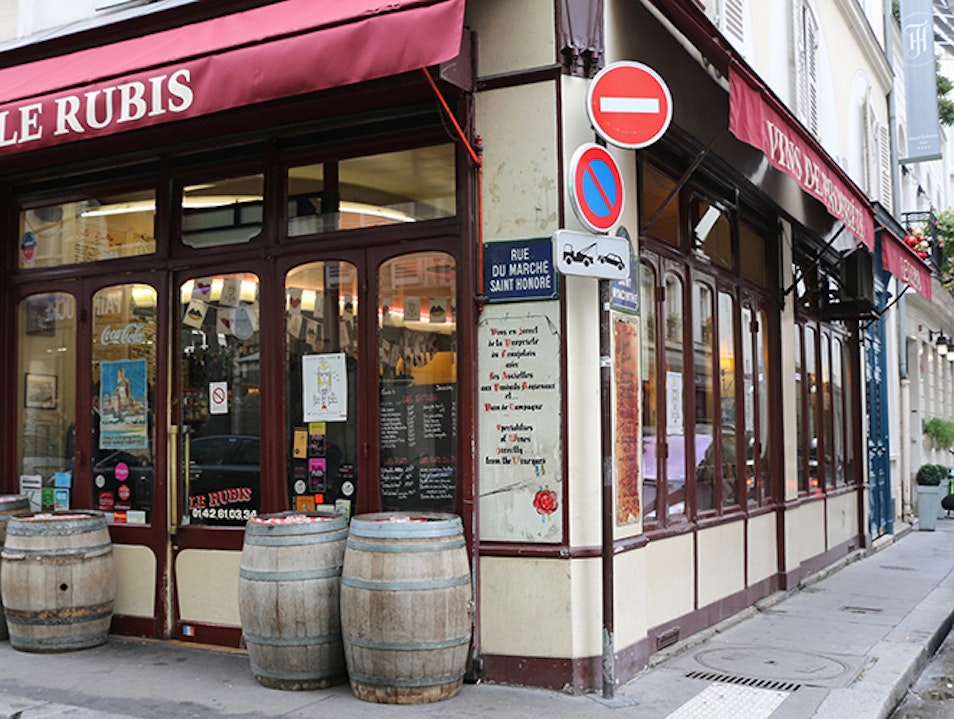 Le Rubis Paris  France