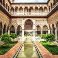 Royal Alcázar of Seville Seville  Spain
