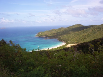 Mahaut Bay Beach Grenadines  Saint Vincent and the Grenadines
