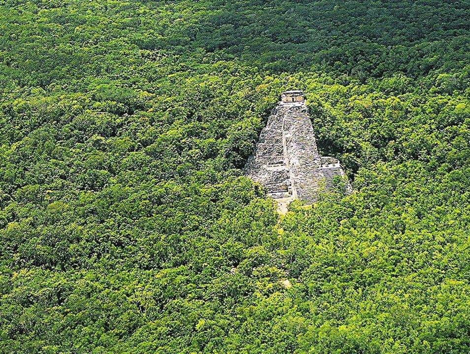 Day trips to Cobá and Valladolid