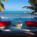 Rojo Beach Bar and Lounge Corozal District  Belize