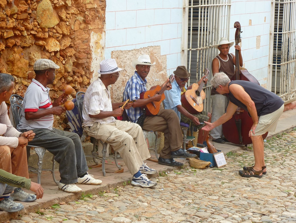 Wandering the Cobble-stoned Calles of Trinidad