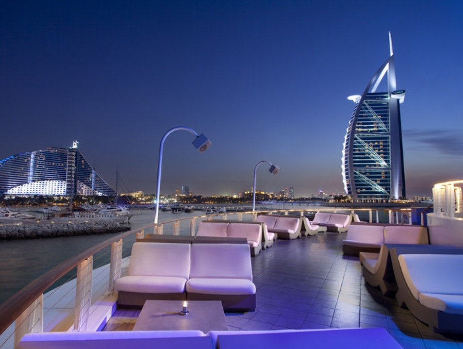 Panoramic Sea Views and the World's Best DJs Dubai  United Arab Emirates