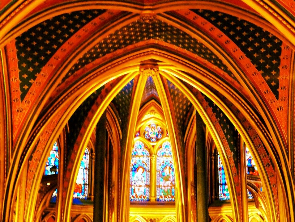The Grandest Chapel in Paris Paris  France
