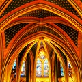 Sainte-Chapelle Paris  France
