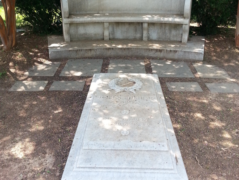 """The """"National Burying Ground"""" Washington, D.C. District of Columbia United States"""