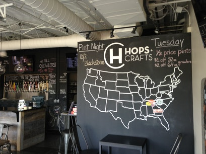 Hops & Crafts Nashville Tennessee United States