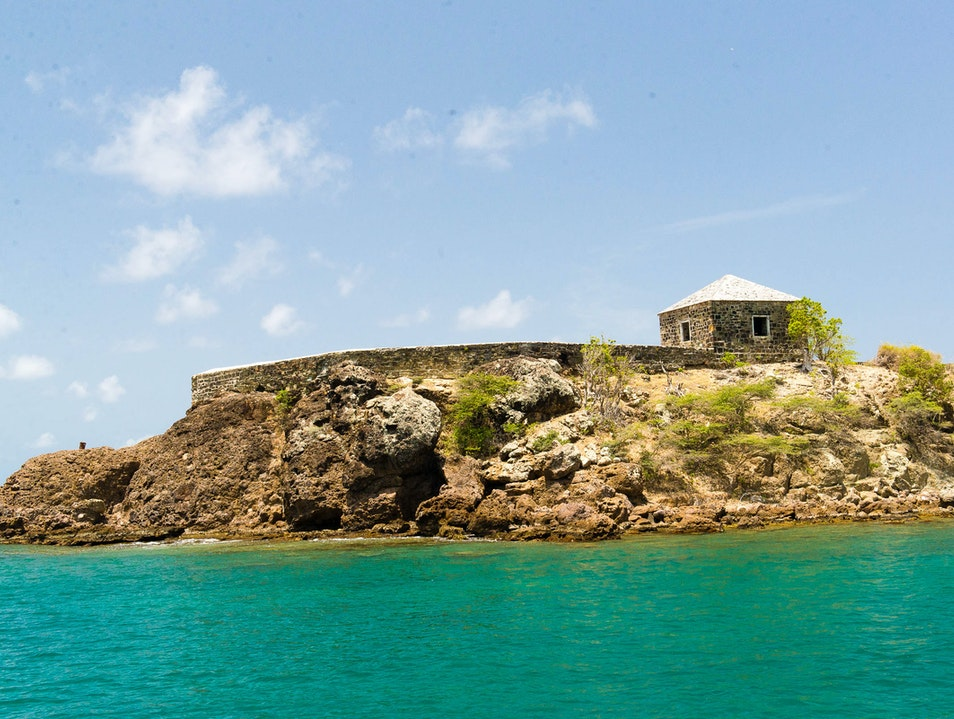 See Nelson's Dockyard from a Whole New Vantage Saint Paul  Antigua and Barbuda