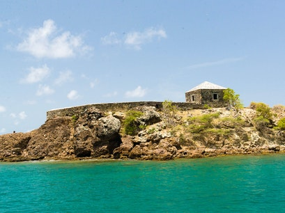Fort Berkeley Saint Paul  Antigua and Barbuda
