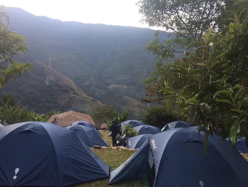 Journey Well on the Salkantay Trail