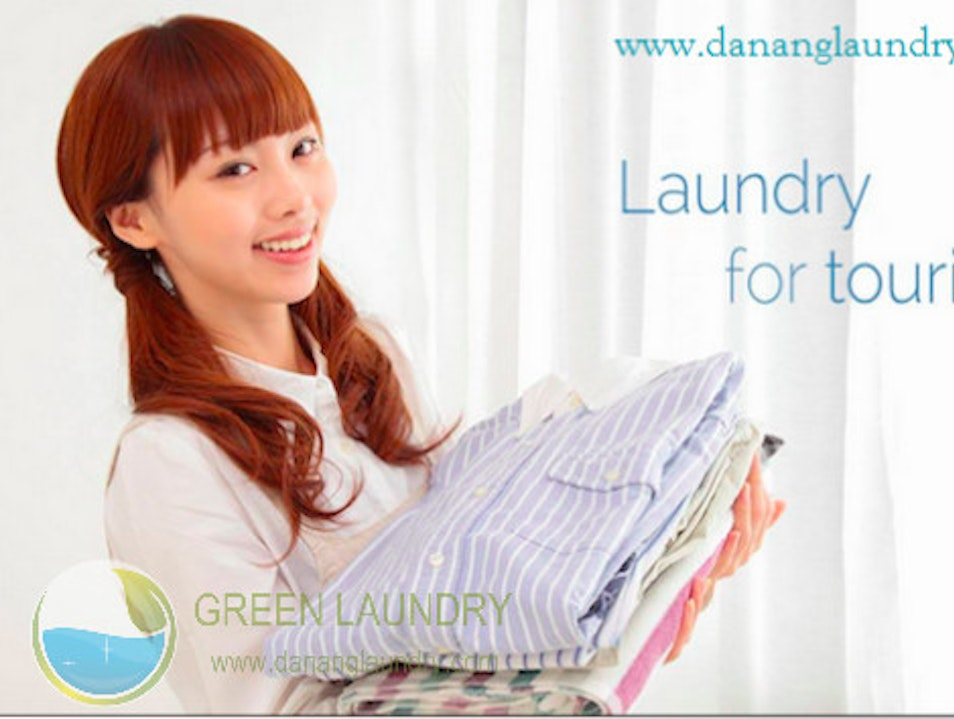 The Best Laundry Service Shop in Da Nang city
