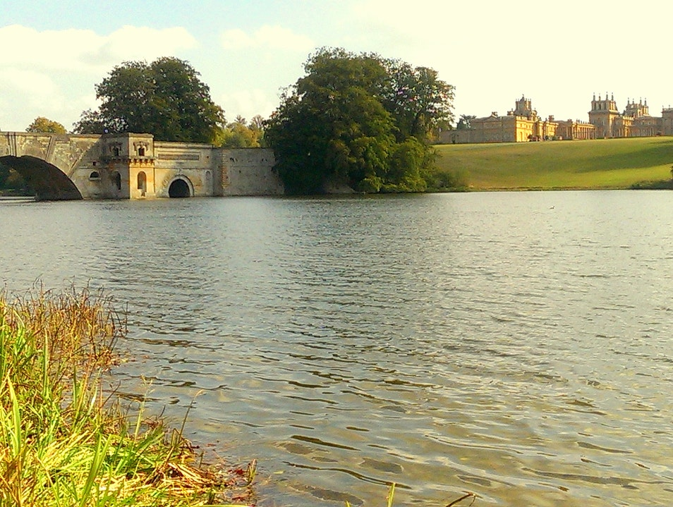 Heritage for the 21st Century Blenheim Palace Grounds  United Kingdom