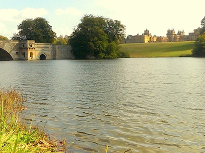 Blenheim Palace Blenheim Palace Grounds  United Kingdom