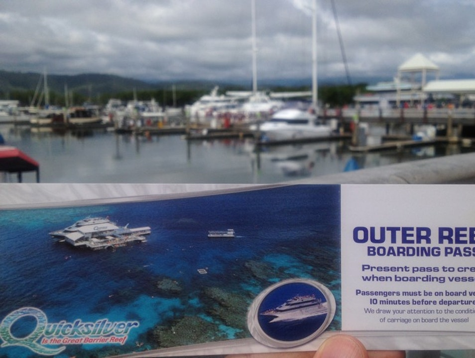 Quicksilver Cruises: your guide to the Great Barrier Reef  Port Douglas  Australia