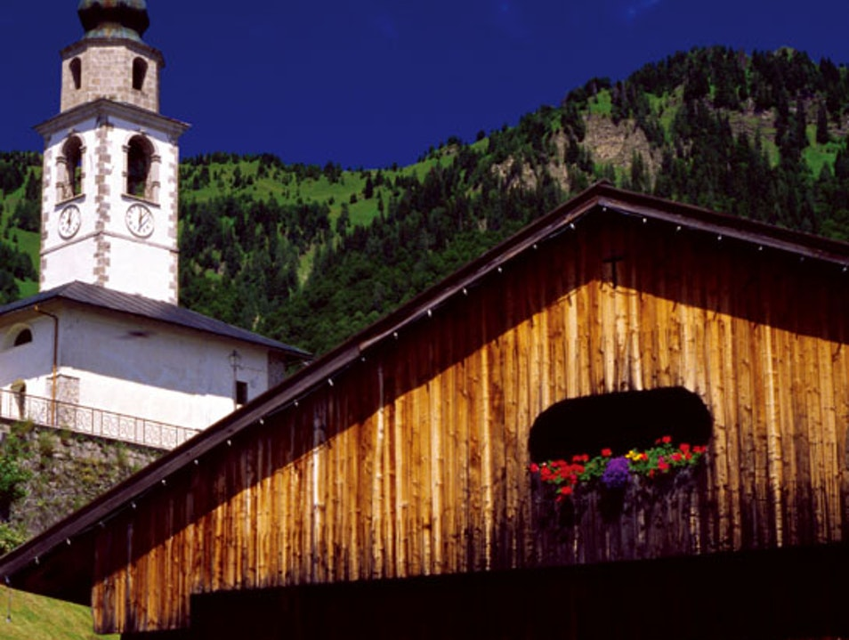My Favorite Carnian Village  Sauris di Sotto  Italy