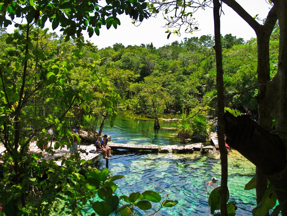 Swimming Holes Tizimín  Mexico