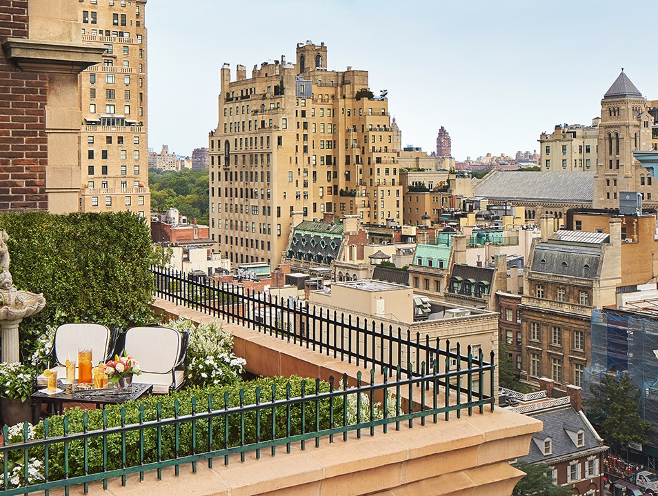 The Lowell Hotel New York New York United States