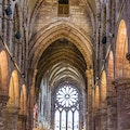 St. Magnus Cathedral Kirkwall  United Kingdom