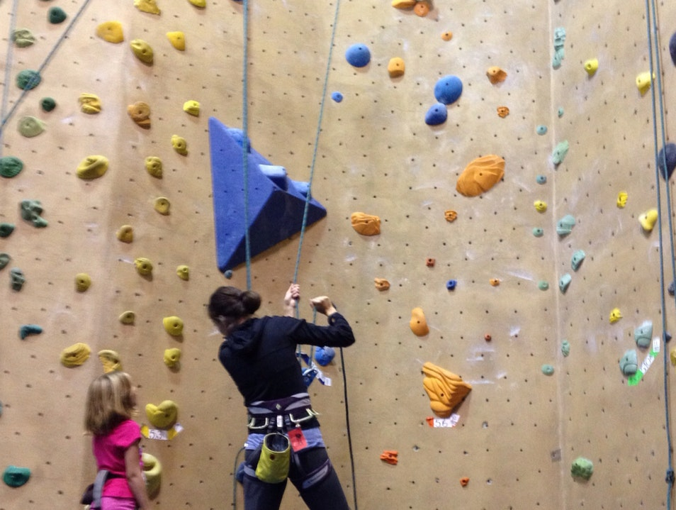Great Climbing Gym