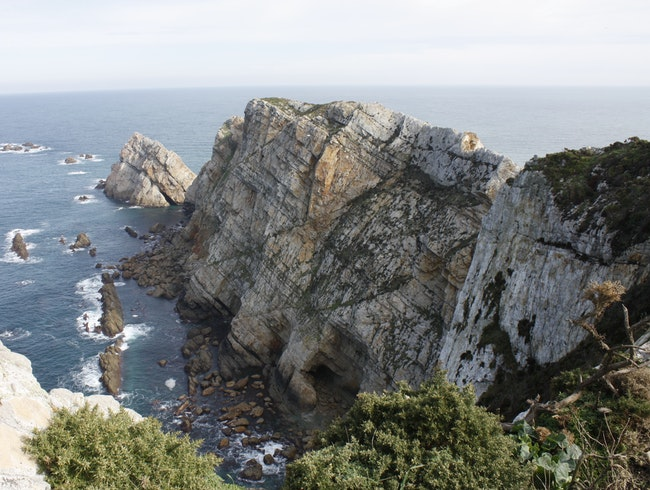 Along the Coast of Asturias