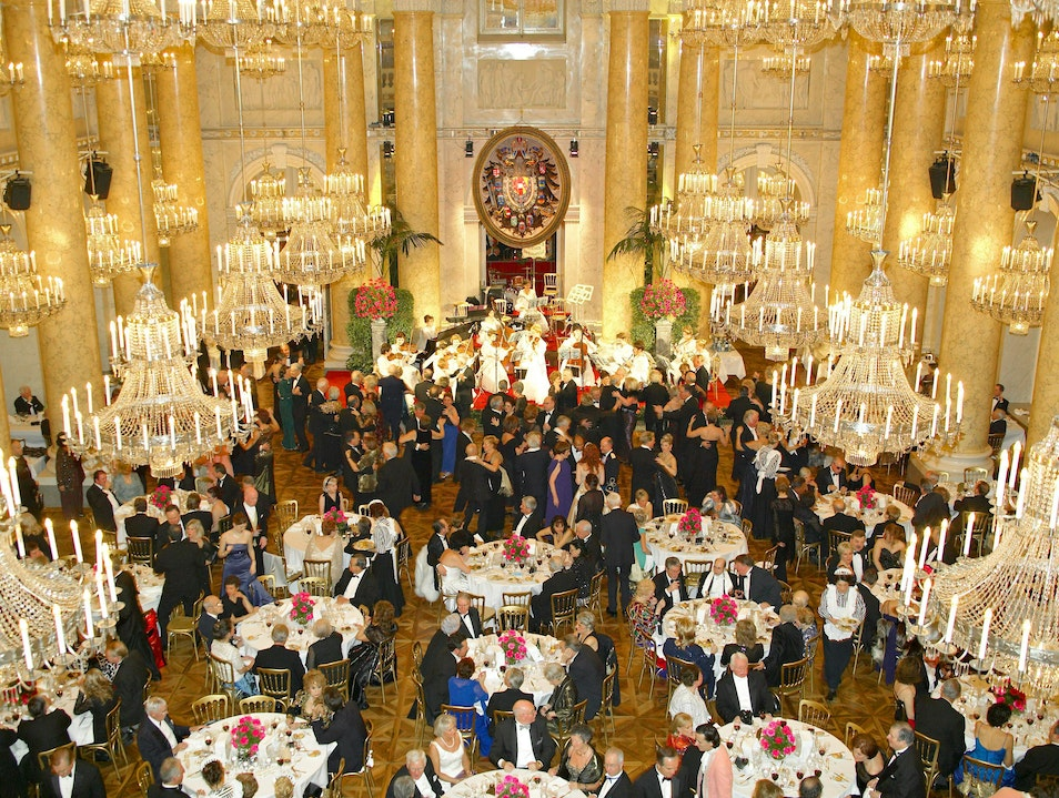 Imperial Ball in Vienna