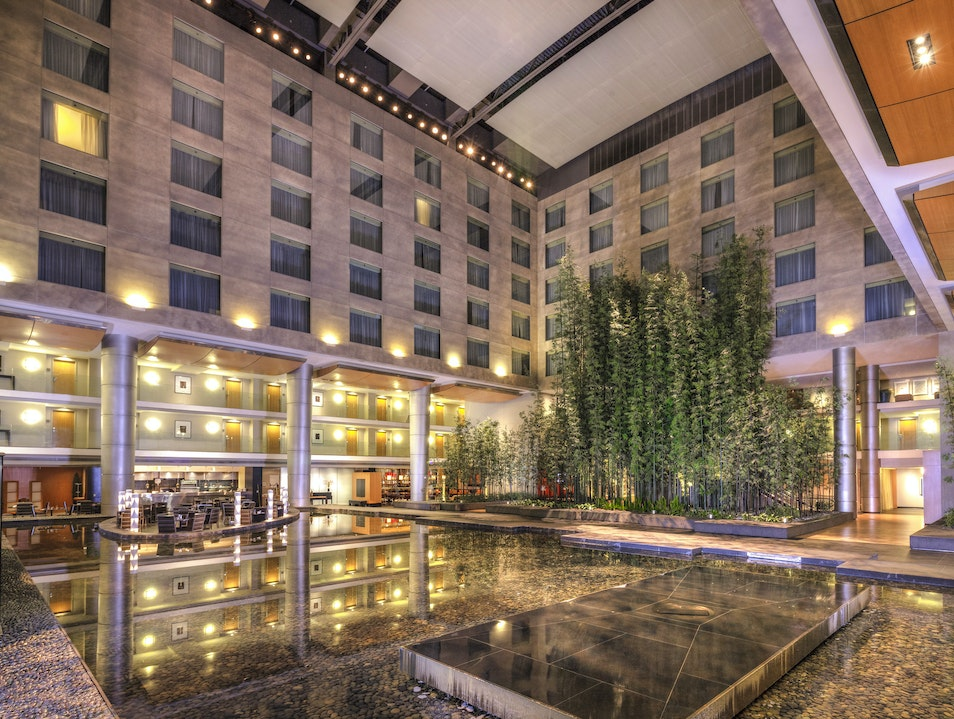 The Westin Detroit Metropolitan Airport Romulus Michigan United States