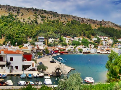 Lagada Chios  Greece